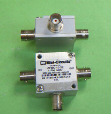 1pc Mini-Circuits ZFDC-10-22 1-750MHz 10dB BNC RF coaxial coupler