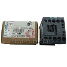New Siemens Circuit Breaker 3Rt6018-1Bb41 Contactor 1No, 3-Pole