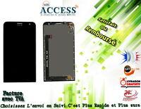 Ecran complet pour Asus Zenfone 2 Laser ZE601KL Z011D 6 noir vitre tactile+ LCD