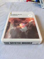THE MYSTIC MOODS- Awakening - Quadraphonic 8-Track Tape Quad 8 Track  Q8