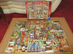 'The Christmas Cupboard' 1,000 piece Jigsaw Puzzle