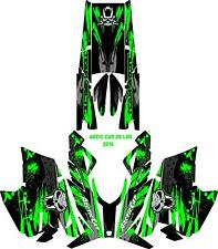 ARCTIC CAT ZR PROCROSS PROCLIMB SNOWMOBILE GRAPHICS KIT 2012-2016,  FXV2 WRAP