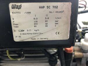 wap hochdruckreiniger Sc702