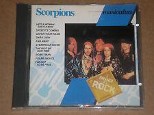 SCORPIONS - I GRANDI DEL ROCK - CD COME NUOVO (MINT)