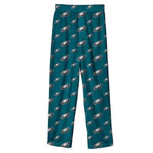 Philadelphia Eagles NFL Boys Pajama Lounge Bottoms, Size XXS (4/5) - New