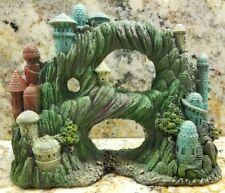 Aquarium Accessories Fish Tank Decoration Coral Cave castle MINT