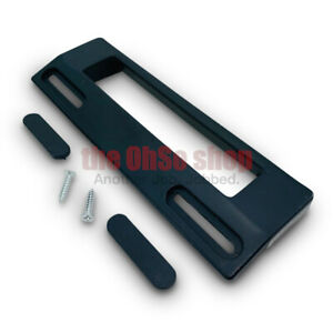 2 Universel Congélateur coffre commercial Réfrigérateur Poignée de porte blanc 320 mm