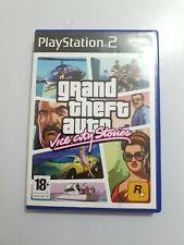 GTA Grand Theft Auto Vice City Stories PS2 PAL España COMPLETO