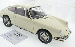 CMC M-067C - Porsche 901 Sportcoupe 1964 - 1:18 Neu in OVP Modellauto Model Car