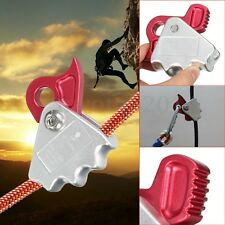 Mountaineering Rock Tree Climbing Rope Grab Safety Gear Protector For 12mm Rope