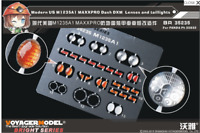 Voyager BR35235  1/35 US M1235A1 MAXXPRO Dash Lenses and taillights For PANDA
