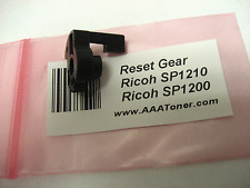 Reset Gear Kit for Ricoh SP 1210N, SP 1200SF Toner Cartridge Refill (READ) !