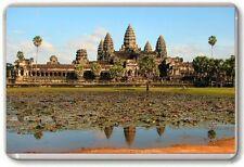 Angkor Wat Cambodia Magnet 01