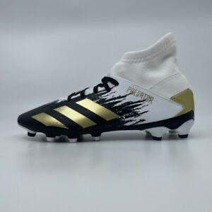 Adidas Football Boots Size UK 3 3.5 Boys Girls ⚽ Junior Predator® 20.3 MG FW9219