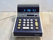 Vintage Sanyo CY-8000 Calculator Rare Desktop Calculator Sanyo Calclock