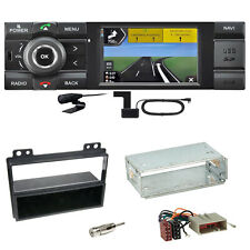 Kienzle MCR 1031 Nav Navi Digitalradio USB Einbauset für Ford Fiesta Fusion