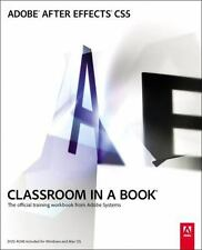 Classroom In A Book Adobe After Effects CS5.