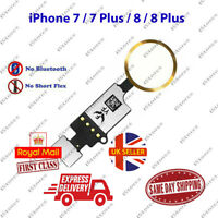 iPhone 7 / 7 Plus / 8 / 8 Plus Home Button Flex Cable Replacement Gold