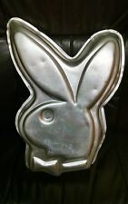 Vintage Wilton Playboy Bunny Cake Pan 502-2844, Advertising