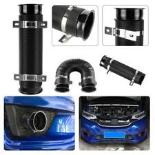 Universal 76mm Flexible Aluminum Turbo Cold Air Intake Pipe Hose Inlet Tube Duct