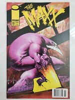 THE MAXX #11 (1994) IMAGE COMICS SAM KIETH ART! HTF NEWSSTAND VARIANT EDITION