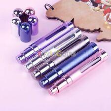 Venta Caliente Viajes Modo Deluxe recargable mini aerosol botella Parfum Spray