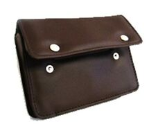 Copag Leather 2 Deck Playing Card Case – Holds Poker or Bridge Size Cards