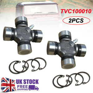 For Land Rover Defender Discovery Universal Joint Heavy Duty GKN UJ - TVC100010
