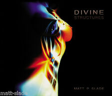 Divine Structures - Matt P Slade Contemporary Nude Art Photography Book