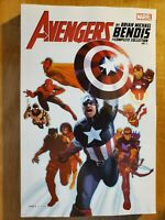Avengers by Brian Michael Bendis Complete Collection v2  great condition