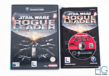 Star Wars Rogue Leader: pícaro sqaudron II-NINTENDO GAMECUBE PAL