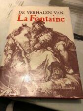 De verhalen van La Fontaine - Davidsfonds/Clauwaert