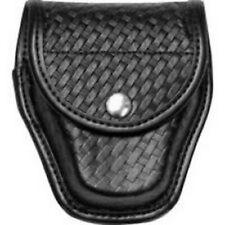 Bianchi Model 20C Double Magazine Pouch Finish: Basket Weave Sz2 Chrome 26337