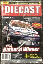The Diecast Magazine Issue 24 VR Commodore 1996 Bathurst Winner Lowndes Murphy