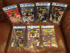BATMAN 66 LOT OF 7 COMICS #11 12 13 15 17 18 20 JOKER  BATGIRL CGC 9.8 HIGHEST