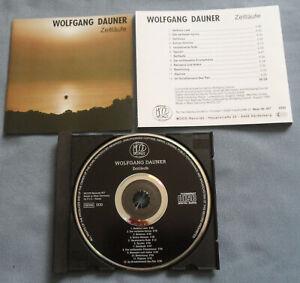 CD von   Wolfgang Dauner – Zeitläufe
