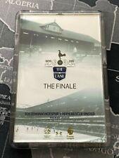 Tottenham Hotspur Last Match @ White Hart Lane Programme Cover Fridge Magnet