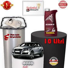 KIT FILTRO CAMBIO AUTOMATICO E OLIO AUDI Q7 3.0 TDI 171KW DAL 2006 -> 2008 1074