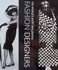 LIVRE/BOOK : CREATEURS DE MODE (stylist, fashion designers)