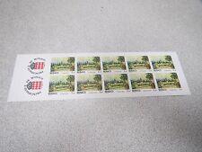 Carnet 10 Timbres 2,50 Principauté Monaco Placette Bosio 1990 neuf Rosticher