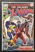 Uncanny X-Men #124 Penny Copia buone condizioni- Marvel Comics