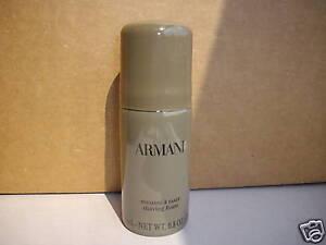 Lot of 40 Armani Shaving Foam 0.8Oz 25mL New Old Stock