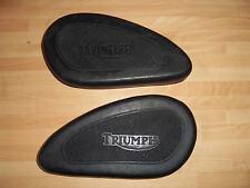 Triumph Pre-unit Fuel Tank Knee Grip Rubber