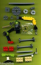 Lego--8077 --Ersatzteile--Mit Figur-- Atlantis--