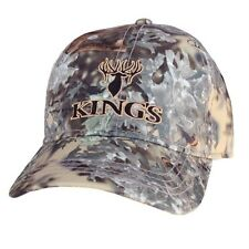 King's Camo Hunter Series Embroidered Hat Desert Shadow Hunting Cap