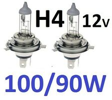 H4 Globes 12V 100/90W Ford F100 F150 F250 Super Duty Superduty Ranger Pick Up