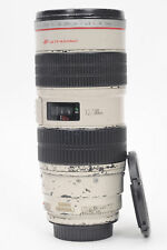 Canon EF 70-200mm f2.8 L IS USM Lens 70-200/2.8 [No Tripod Mount]           #754