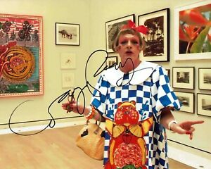Grayson PERRY SIGNED Autograph 10x8 Photo 3 AFTAL COA Contemporary Artist