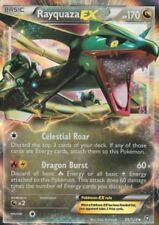 Rayquaza EX Ultra Rare Pokémon Individual Cards