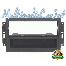 Mascherina Kit Montaggio Autoradio 2 DIN ISO Chrysler Dodge Jeep Cherokee